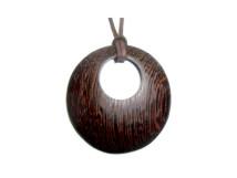 _0026_Dřevěný přívěšek-kruh-wenge