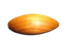 _0147_Dřevěná spona - ovál - třešeň